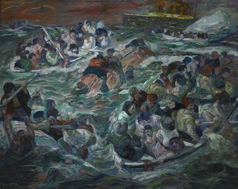 the sinking of the titanic 1912 no 192 lynette roth the modern art notes podcast