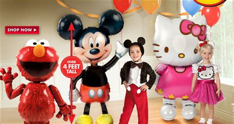 Party City Gift Card - giant gliding balloons now at party city 50 gift card giveaway our ordinary life