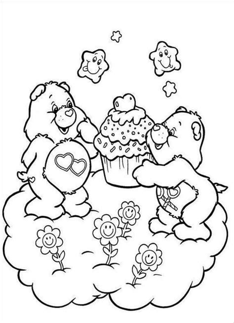 free coloring pages free printable care coloring pages for