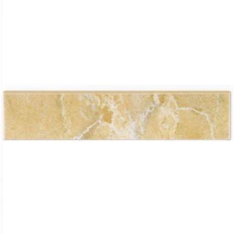 merola tile aroa arena 2 in x 8 in ceramic bullnose wall