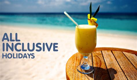 recent research shows that all inclusive holidays save