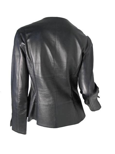 Id Leather Jacket Black chanel black leather jacket at 1stdibs