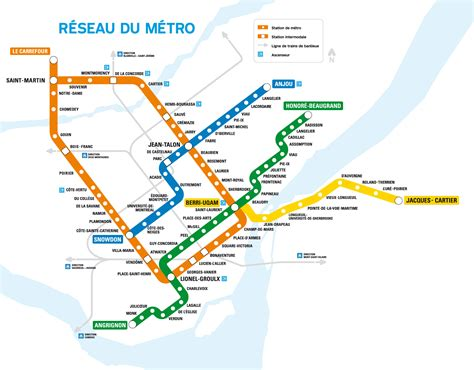 montreal metro map what the montreal metro system could look like in 40 years mtl