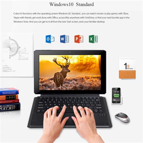 Cube I10 Tablet cube i10 android 4 4 windows 10 tablet tablet a z