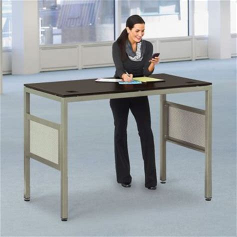 office furniture standing desk 6 tips on incorporating ergonomics with your standing desk