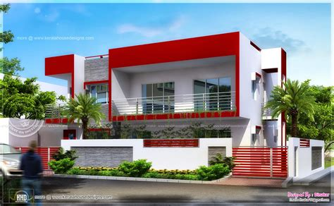 75 Sqm To Sqft 195 square meter modern contemporary home kerala home