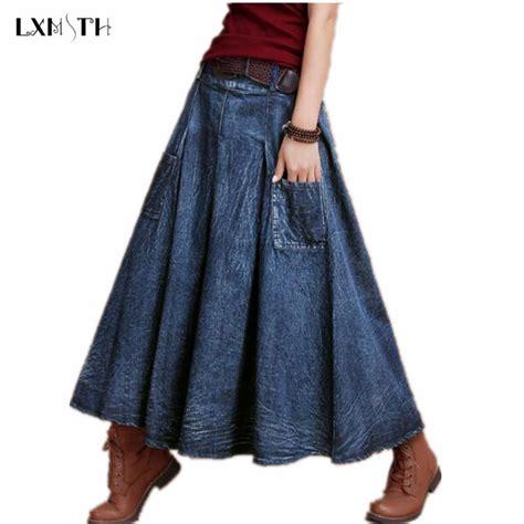 denim skirts dress ala