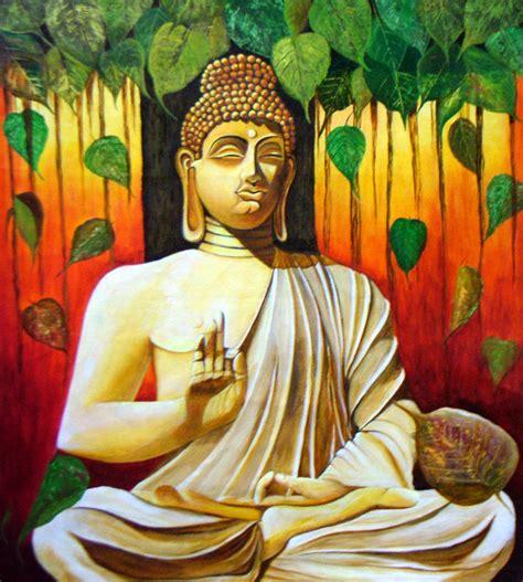 The Of Buddha lord buddha paintings www pixshark images