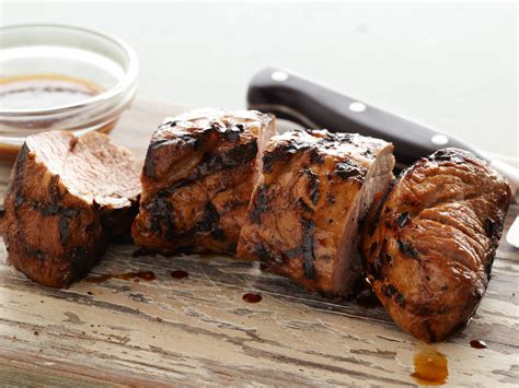 grilled pork tenderloin recipe paula deen food network