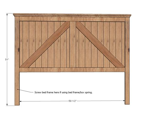 making a queen size headboard diy queen size headboard dimensions free download pdf