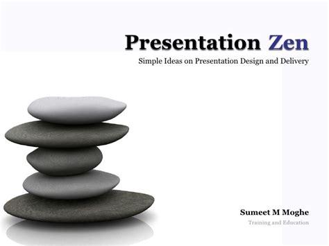 zen design powerpoint tips for effective presentations