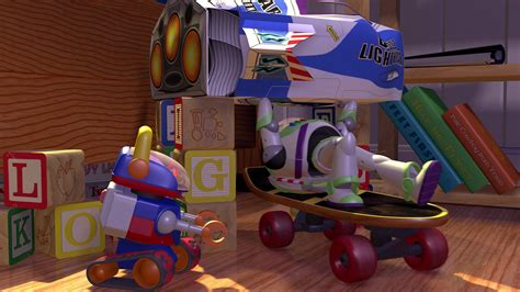 Robot Woody Story robot character from story pixar planet fr