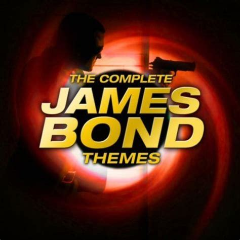 james bond themes by original artists james bond themes complete 1962 2012 mp3 buy full