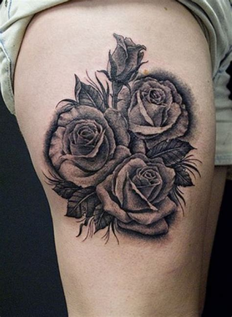 tribal rose tattoos for men tribal tattoos for skull and tattoos for