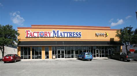Mattress Factory San Antonio by Mattress Store Factory Mattress Location At 13111 San