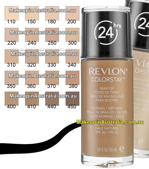 Makeup Revlon revlon colorstay makeup for normal skin revlon