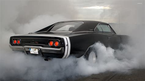 Car Wallpapers Cars Burnout by Burnout Dodge Charger R T Wallpaper Car Wallpapers 52627