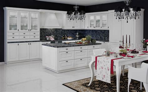 Pictures Of Kitchen Cabinets With Handles by Milano Kitchen Han 193 K N 193 Bytek