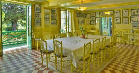 Japanese Dining Room Table fondation claude monet la maison de monet fondation