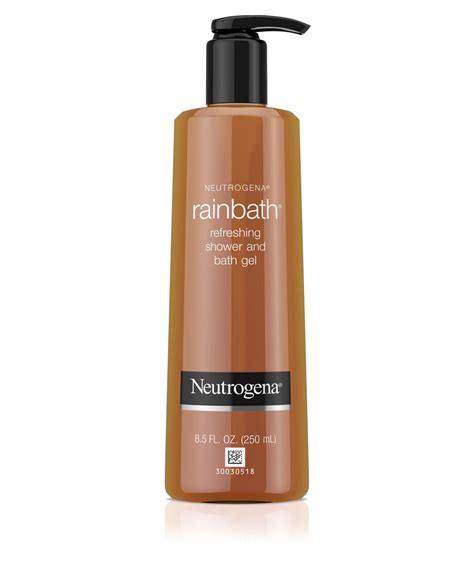 Spa Shower Gel Original rainbath 174 refreshing shower and bath gel neutrogena 174