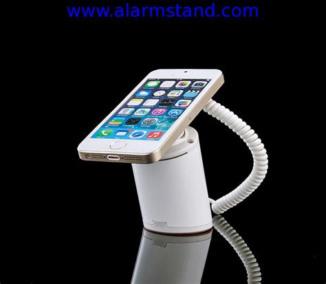 Alarm Display Handphone Comer Handphone Security Alarm Magnetic Stands Display System For Retailer Stores