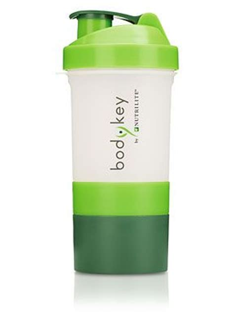 Blender Amway awesome shake cup has storage on the bottom bodykey by