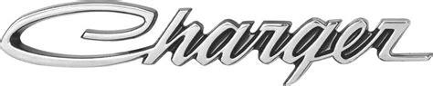 logo dodge charger mopar parts emblems and decals exterior emblems