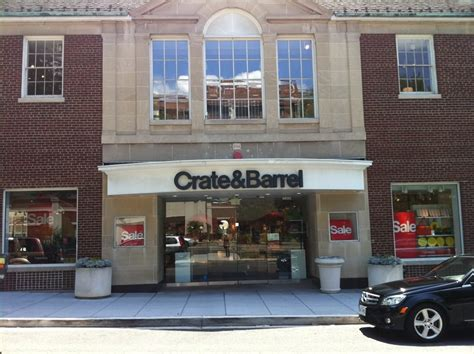 Furniture Stores In Dc by Crate Barrel Furniture Stores Washington Dc Yelp