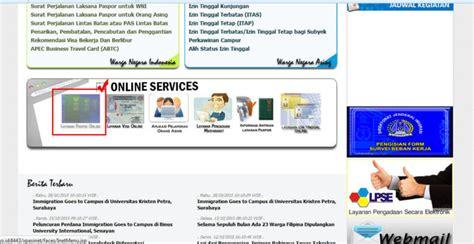 membuat paspor antrian online cara membuat paspor online dalam 5 menit tanpa antrian