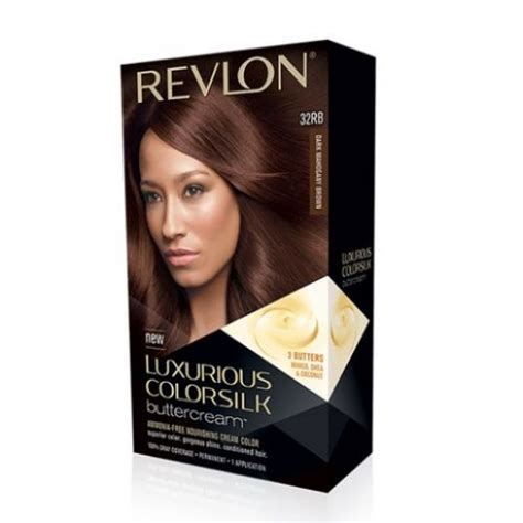 Revlon Hair Color revlon luxurious colorsilk buttercream hair color 32rb