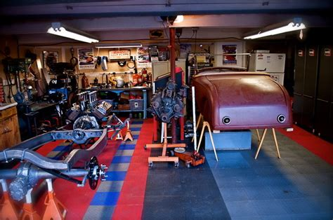 Workbench Designs For Garage racedeck garage flooring ideas cool garages with cool