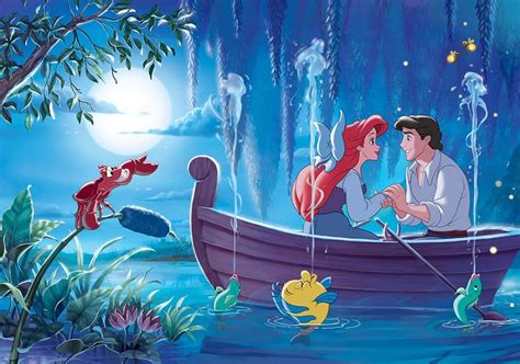 disney mermaid wallpaper ariel the little mermaid disney character giant wall mural