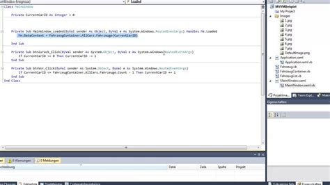 mvvm pattern youtube mvvm pattern in der wpf vb net youtube