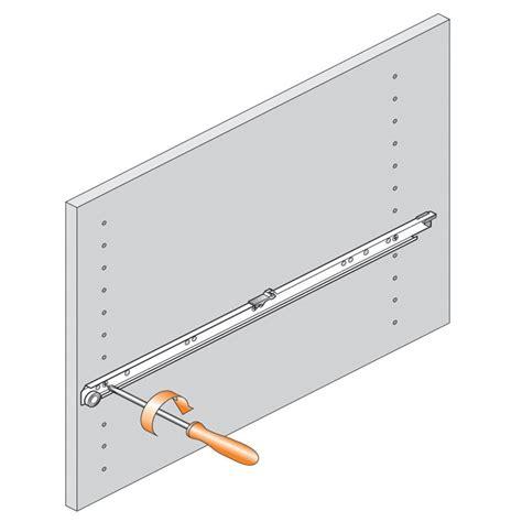 blum 20 inch drawer slides blum 430e5000v 20in blum standard 430e epoxy drawer slide