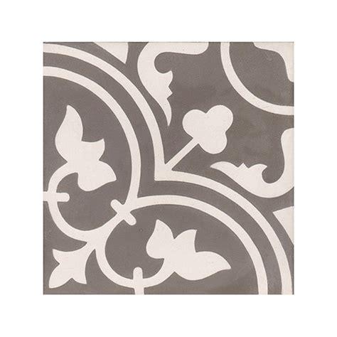 fliese vintage style palazzo vintage zementfliese aliso grey 20 x 20 cm grau