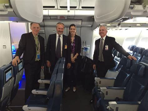 consolato canadese a roma inaugurazione primo volo diretto vancouver roma