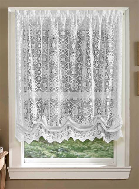 tie up shades curtains hopewell tailored balloon shade cream lorraine