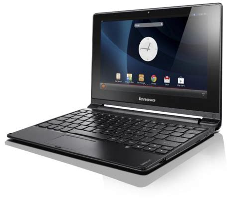 android laptop lenovo announces the a10 android laptop
