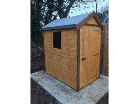 Sheds For Sale 6x4 by 6x4 Apex Classic Shed Shed Sale