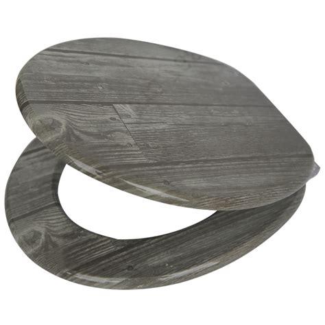 toilet seat accessories bunnings mondella 430 x 370mm woodgrain toilet seat bunnings