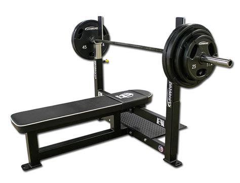 Legend Fitness Competition Flat Bench Press 3906