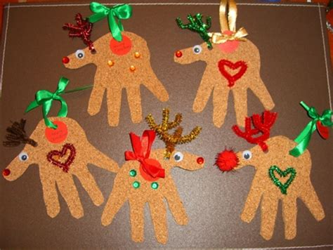 christmas goodness christmas crafts for kids reindeer