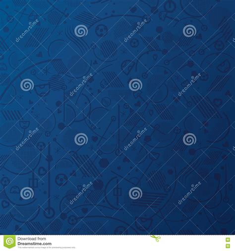 abstract european pattern euro chionship soccer 2016 stock vector image 71931432