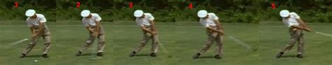 aj golf swing how to move the arms wrists and hands in the golf swing