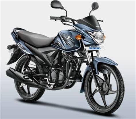 Suzuki Hayate Bike Vehiclez India Suzuki Hayate Complete Review