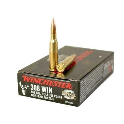 winchester supreme winchester supreme competition ammunition win ammo 308 win