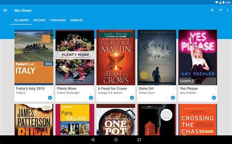 Play Store Library Play Books Aplicaciones De Android En Play