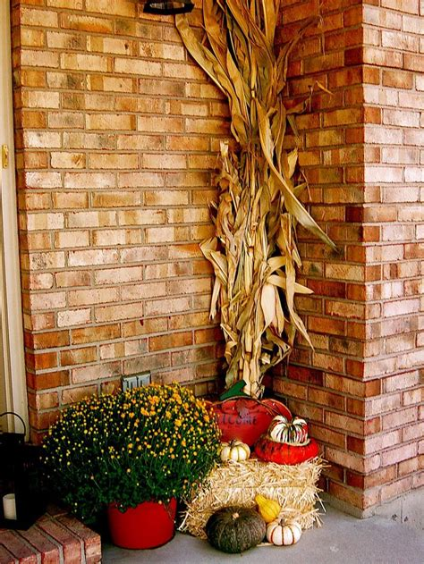 Fall Decorations With Corn Stalks by 100 Best Images About West On Cowboy