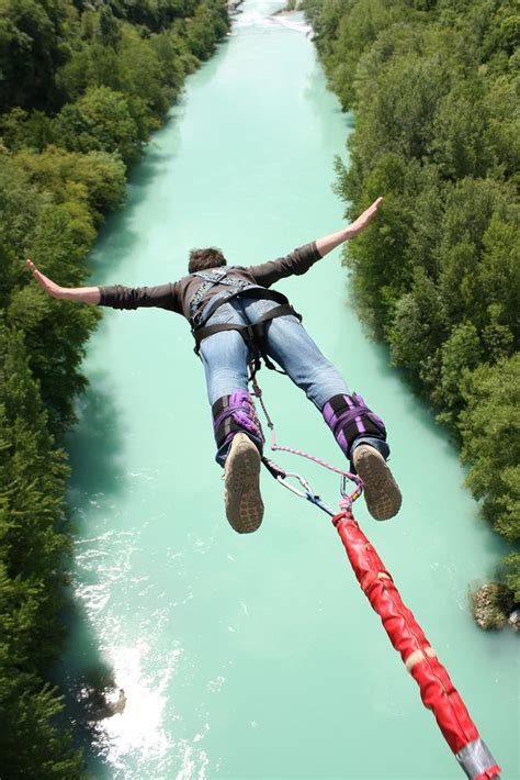Bungee Jumping Chair - bungee bosses are a bummer