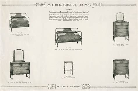furniture companies the state northern furniture company catalog 39 no 39